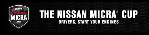 The Nissan Micra Cup's fourth season is now in high gear